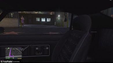 Grand theft auto V, Target