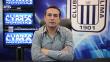 Alianza Lima: Sanguinetti confirmó indisciplina de Cueva previa a la final