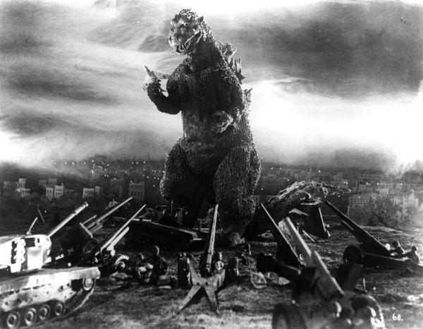 Godzilla es una creación de los estudios Toho. (Toho)