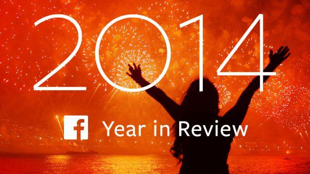 Facebook: Estos fueron los temas más populares en 2014