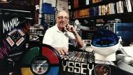 Ralph Baer inventó la primera consola de la historia, así como el 'Simon', uno de los juguetes más famosos del siglo XX. (Cortesía: Ralph Baer Collection)