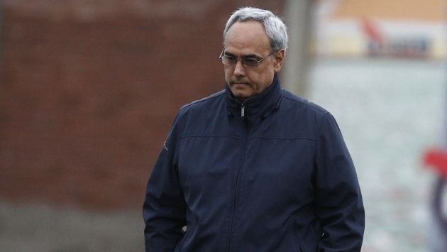 Manuel Burga optó por no presentarse a la reelección. (USI)