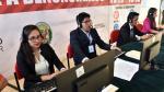 Policía presentó línea telefónica gratuita contra el crimen organizado - Noticias de policía nacional del perú