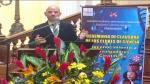 Ricardo Morán recibió reconocimiento del Congreso por difundir las ciencias - Noticias de congreso de la republica