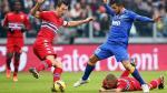 Juventus empató 1-1 con Sampdoria y supera a la Roma por solo 1 punto - Noticias de patrice evra