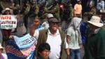 Arequipa: Alcaldes apoyan paro de 48 horas contra proyecto Tía María - Noticias de arequipa