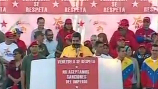 Nicolás Maduro confundió a los 'Gremlins' con el 'Grinch'