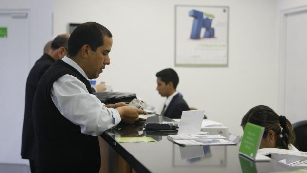 Hay algunos empleadores que no contratan colaboradores con malos antecedentes financieros. (USI)