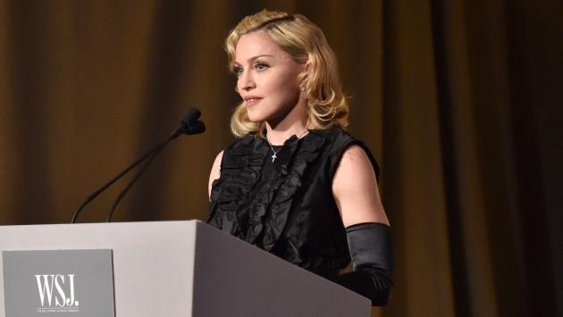 Madonna hizo denuncia sobre filtración. (AFP)