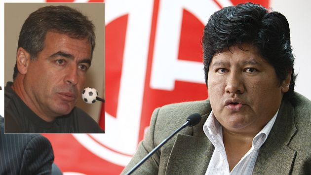 """Oviedo dijo que Bengoechea """"no está en los planes de nuestra gestión"""". (USI)"""
