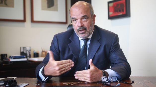 Federico Cúneo dio su parecer tras perder las elecciones en FPF.(USI)