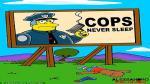 'Los Simpson' en contra del presunto racismo policial en Estados Unidos - Noticias de trayvon martin