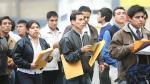 ¿En qué consiste el nuevo régimen laboral juvenil? - Noticias de jorge toyama