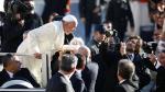 Papa Francisco cumple 78 años y fieles celebran bailando tango en el Vaticano - Noticias de casa santa marta