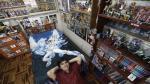 Jorge Vásquez y el récord Guinness de su colección de Caballeros del Zodiaco