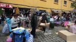 Mesa Redonda: Ambulantes atacaron a dos agentes municipales en operativo