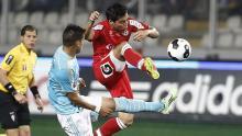 Sporting Cristal, Juan Aurich