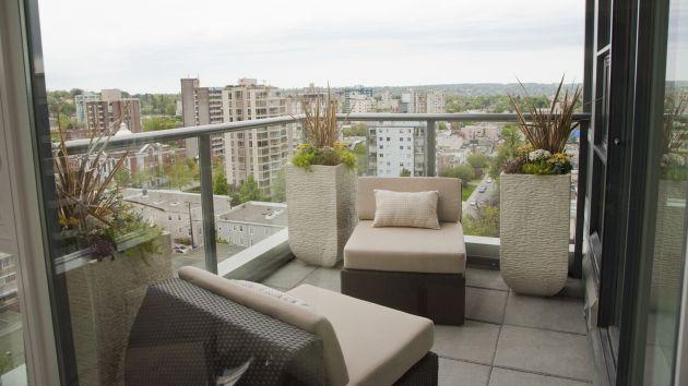 C mo puedo decorar mi balc n con estilo vida21 peru21 for Como cerrar un balcon