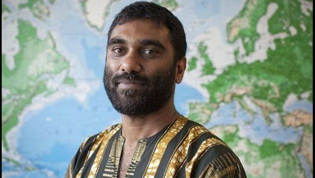 Líder de Greenpeace recibió insultos de la población de Nasca. (RPP TV)