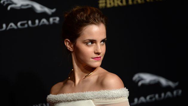 Emma Watson, elegida la celebridad feminista del 2014