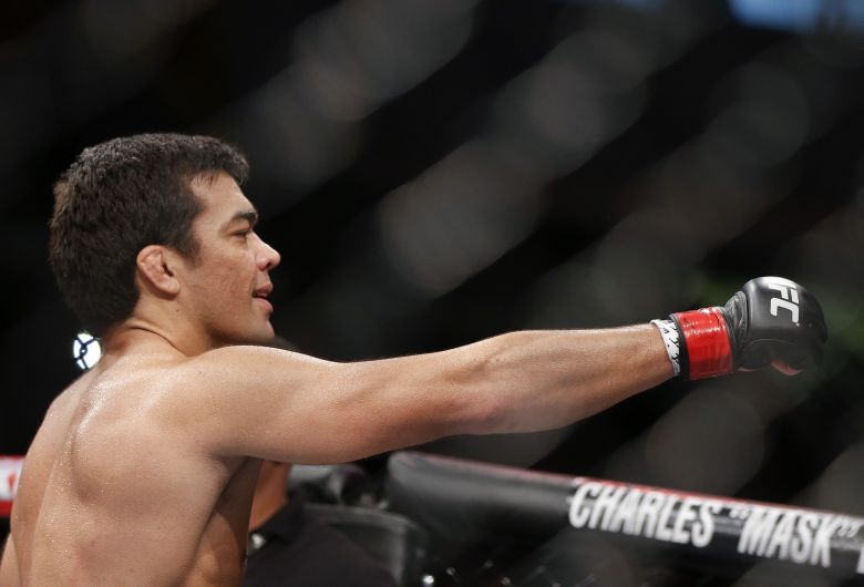 UFC: Machida derrotó por KO a Dollaway en 1 minuto