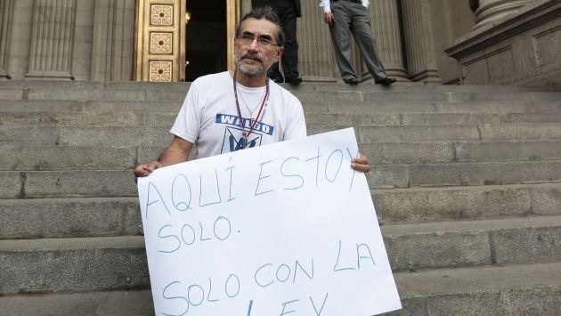 Ministerio del Interior emplazó a Waldo Ríos a devolver dinero de rifa y colecta