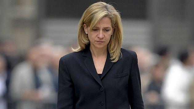 España: Infanta Cristina será juzgada por fraude fiscal