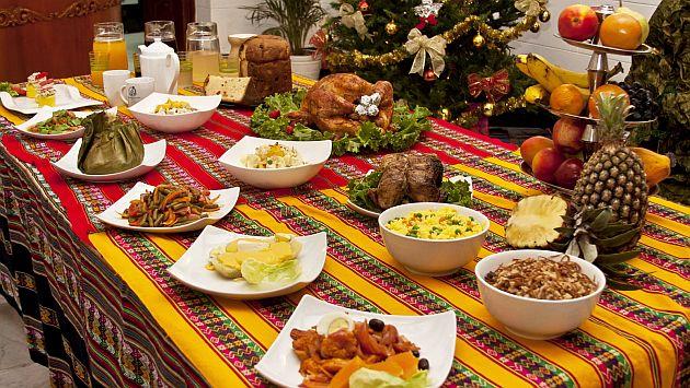Qu comer en las cenas de navidad y a o nuevo para no - Cenas para fin de ano ...