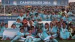 Sporting Cristal le ganó 3-2 a Juan Aurich y es el campeón nacional - Noticias de hernan delgado