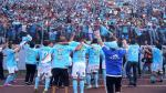 Sporting Cristal campeón: Así celebró el cuadro celeste su estrella 17