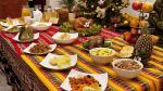 ¿Qué comer en las cenas de Navidad y Año Nuevo para no ganar peso?