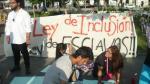 Régimen laboral juvenil: Así comenzó la segunda marcha contra la #LeyPulpín