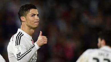 Cristiano Ronaldo inauguró en Portugal una estatua suya hecha de bronce