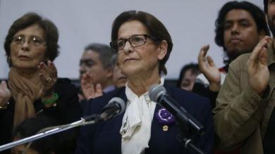 Susana Villarán, Alcaldesa de Lima