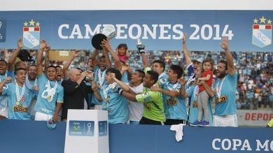 Sporting Cristal le ganó 3-2 a Juan Aurich y es el campeón nacional