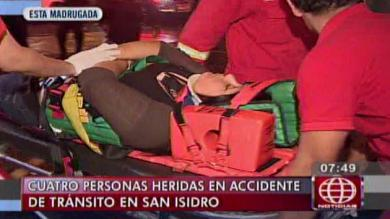 Accidentes de tránsito en Lima