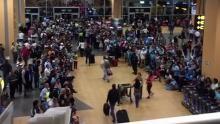 Sporting Cristal, Aeropuerto Jorge Chávez