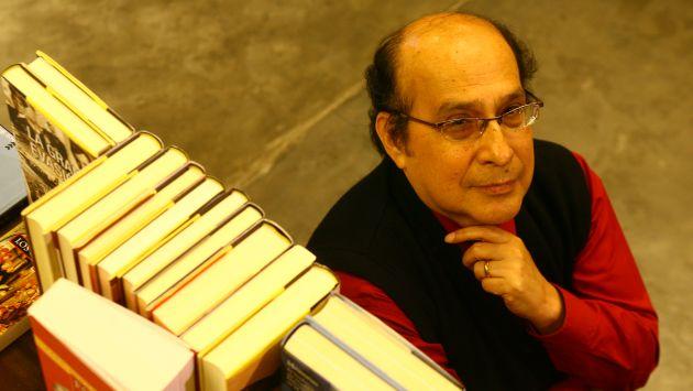 Miguel Gutiérrez publicó Kymper, una novela sobre la violencia política de los 80 y 90. (USI)