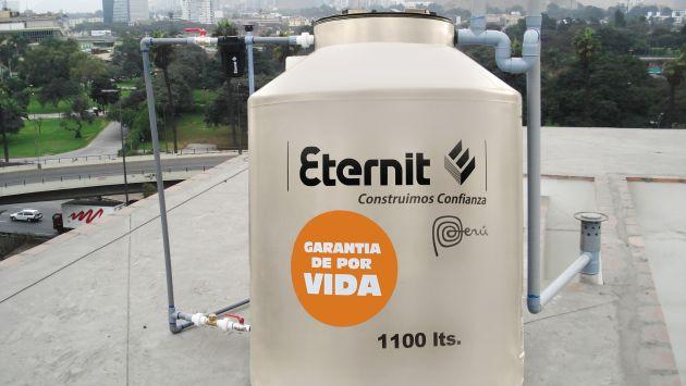 Consejos para adquirir un tanque de agua vida21 peru21 for Tanques de agua eternit