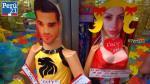 Año Nuevo: ¿Cuáles son las piñatas con mayor demanda en Mercado Central? - Noticias de edwin sierra