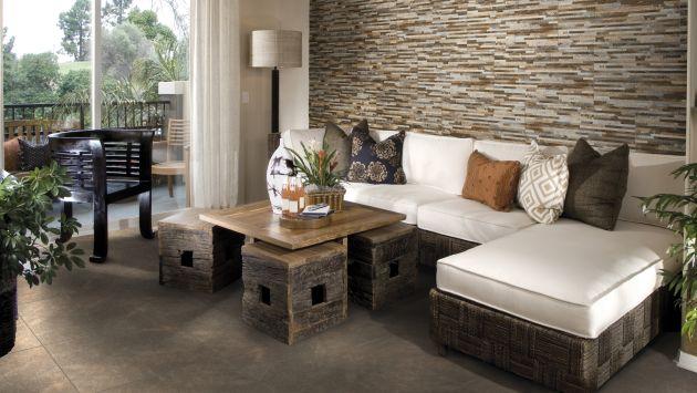 dale un toque distinto a tus espacios con revestimientos para pared y pisos - Papel Para La Pared