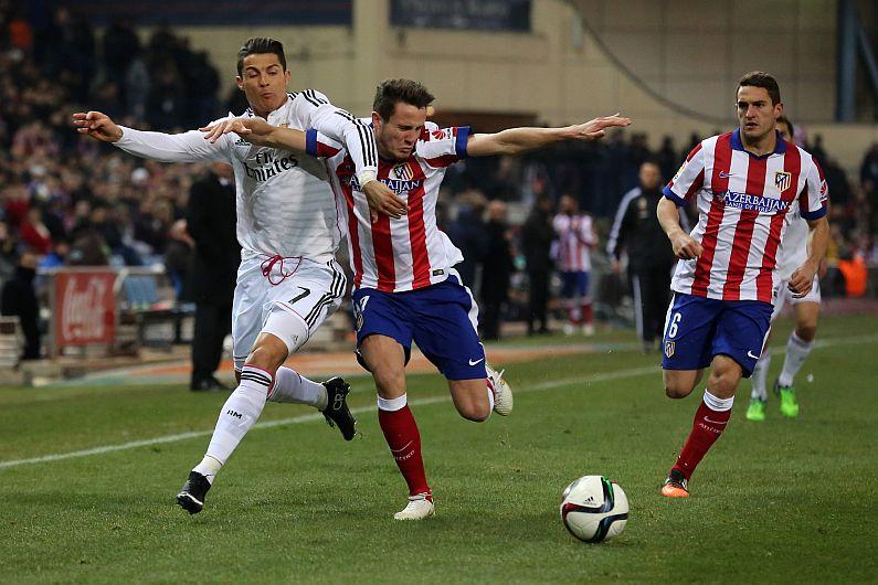 Copa del Rey: Atlético de Madrid derrotó 2-0 a Real Madrid