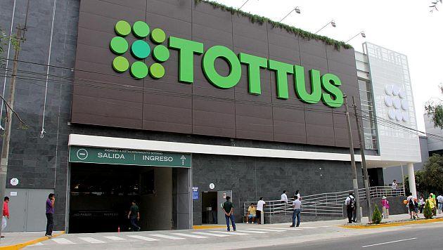 Indecopi dispuso que Tottus deberá pagar 25 UIT de multa. (Gestión)