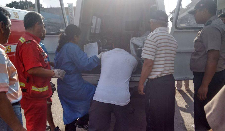 Heridos tras el accidente fueron derivados a dos hospitales de Arequipa. (Radio Yaraví)