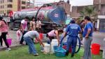 Trujillo se queda sin agua por colapso de tubería matriz en Chavimochic - Noticias de florencia de mora