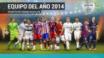 Lionel Messi y Cristiano Ronaldo lideran el 'once ideal' de la UEFA - Noticias de philipp lahm