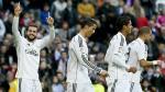 Real Madrid venció 3-0 al Espanyol por la Liga BBVA - Noticias de fabio coentrao
