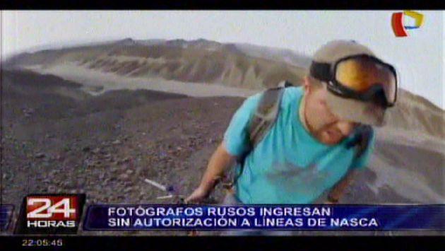 Fotógrafos se encargaron de tomas fotografías panorámicas de la zona. (24 Horas)