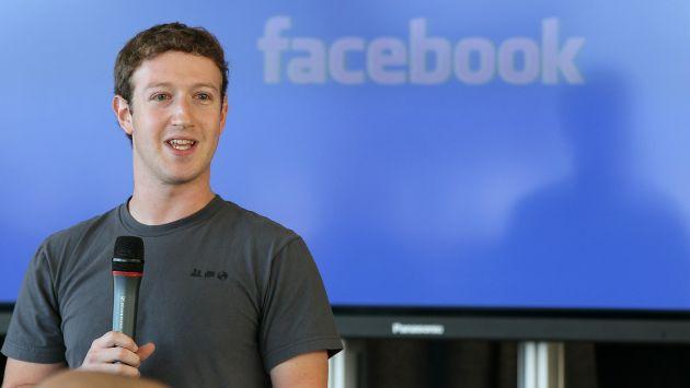 Colombia tendrá una versión local de Facebook. (AFP)