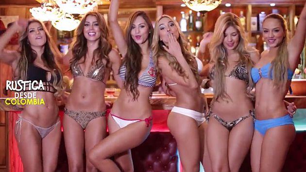 Grupo con chicas exuberantes - 1 part 10